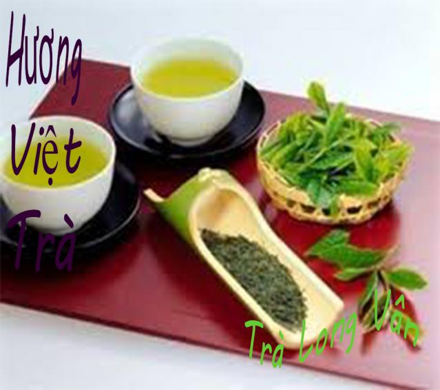 Hương Việt Trà Long Vân