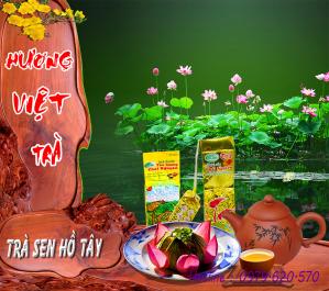 Hương Việt Trà Sen Hồ Tây