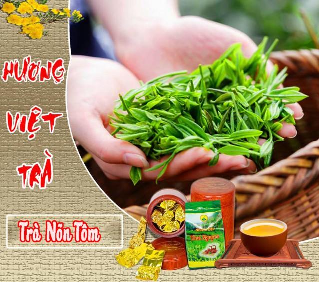 Hương Việt Trà Tân Cương Nõn Tôm