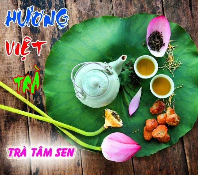 Hương Việt Trà Tâm Sen